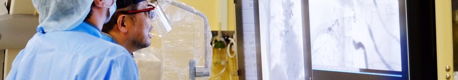 喀血・肺循環センター